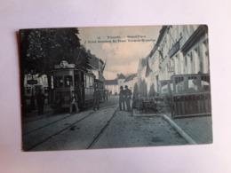 43700 -    Vilvorde  Point  Terminus Du  Tram - Vilvoorde