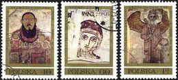 Poland 1971 - Mi 2070/72 - YT 1917/19 ( Archaeological Excavations ) - 1944-.... Republic