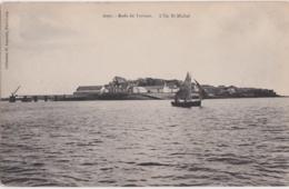 Bv - Cpa Rade De LORIENT - L'Ile St Michel - Lorient