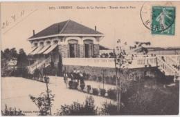 Bv - Cpa LORIENT - Casino De La Perrière - Tennis Dans Le Parc - Lorient