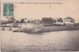 Bv - Cpa LORIENT - Casino De La Perrière, Son Parc Et Ses Bains - Vue D'ensemble - Lorient