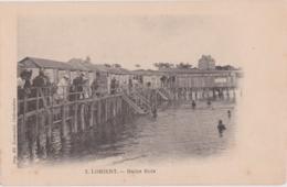 Bv - Cpa Précurseur LORIENT - Bains Bois (Editeur Laussedat, Châteaudun) - Lorient