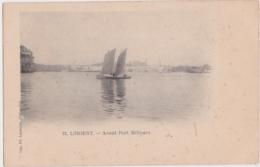 Bv - Cpa Précurseur LORIENT - Avant Port Militaire (Edition Laussedat, Châteaudun) - Lorient
