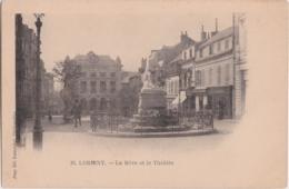 Bv - Cpa Précurseur LORIENT - La Bôve Et Le Théatre (Edition Laussedat, Châteaudun) - Lorient