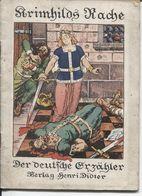Kriemhilds Rache (M. Frisch / Illustriert Von P. Ledoux) éditions De 1934 - Livres, BD, Revues