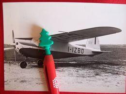FOTOGRAFIA  AEREO MACCHI MB 308 Matricola I-IZBO - Aviazione