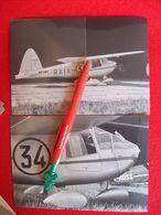 FOTOGRAFIA  AEREO MACCHI MB 308 Matricola I-RAIA   DA GARA - Aviazione