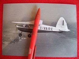 FOTOGRAFIA  AEREO MACCHI MB 308 Matricola I-VARE - Aviazione