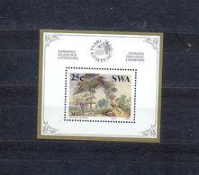 SWAZILAND - MNH - FLORA - FLOWERS - MI.NO.BL 8 - CV = 5,5 € - Swaziland (1968-...)