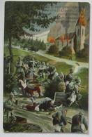 Kämpfe Bei Liedersingen In Lothringen 1914 (67786) - Weltkrieg 1914-18