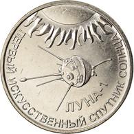 Monnaie, Transnistrie, Rouble, 2019, Satelitte, SPL, Copper-nickel - Moldova