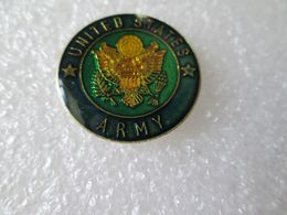 PIN'S   UNITED STATES  ARMY - Militaria