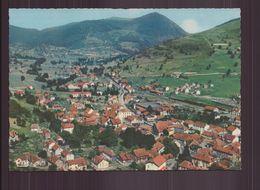 Bussang, Vue Générale Aérienne, Route Du Col - Bussang
