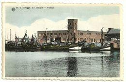 ZEEBRUGGE   -  Vismijn - Zeebrugge