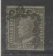 PIA  -  SICILIA : 1859 - Effigie Di Ferdinando II  -  (SAS  4) - Sicily