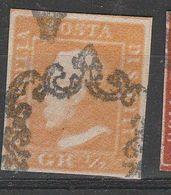 PIA  -  SICILIA : 1859 - Effigie Di Ferdinando II  -  (SAS  1) - Sicily