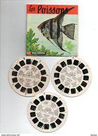 VIEW-MASTER Les Poissons + Livret, Visionneuses Stéréoscopiques.......B010320 - Visionneuses Stéréoscopiques