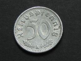 50 Reichspfennig 1935 A  - Germany- Allemagne 3 Eme Reich   **** EN ACHAT IMMEDIAT **** - [ 4] 1933-1945 : Tercer Reich