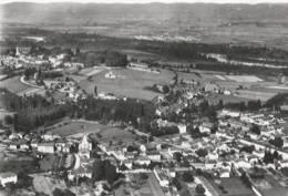 Villieu - Vue Générale Aérienne, Dans Le Fond Loyes - Autres Communes