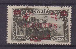 ALAOUITES : N° 28 A . OBL . TB . 1925/30 . ( CATALOGUE YVERT ) . - Oblitérés