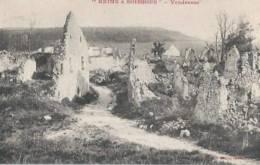 Reims à Soissons - Vendresse - Otros Municipios