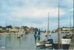 Deauville-Trouville - Le Bassin Des Yatchs Et Des Voiliers - Deauville