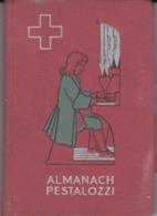 Almanach PESTALOZZI 1950 - Calendriers