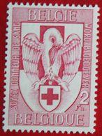 2Fr Red Cross Rotes Kreuz 1956 OBP 986 (Mi 1035) POSTFRIS/MNH ** BELGIE BELGIUM - Unused Stamps