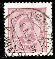 !■■■■■ds■■ Portugal Circular Datestamp VINHAES (x13077) - Postmark Collection