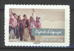 N°807A   Y.T. Neuf ** France Auto-adhésif Valeurs De Femmes, Femmes De Valeurs - Luchtpost