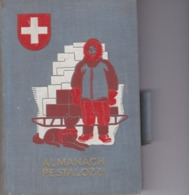 Almanach PESTALOZZI 1951 - Calendars