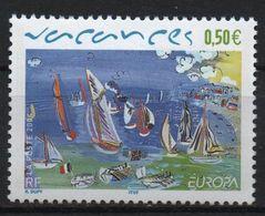 Timbre Neuf De 2004 N° 3672 Vacances - France