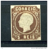 Portugal  :  Yv  13  (*)      ,   N2 - 1862-1884 : D.Luiz I
