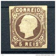 Portugal  :  Yv  13a  (*)  Type II - 1862-1884 : D.Luiz I