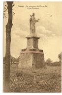 NATOYE (Hamois) - Le Monument Du Christ-Roi à Lez-Fontaine. - Monumentos