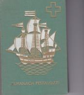 Almanach PESTALOZZI 1957 - Calendriers