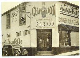 17685 - Ancienne CP PUB -  MAISON JOSPH FICHOU -  Rue Yves COLLET BREST En 1937 (Voir SCAN) - Brest