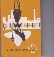 Almanach PESTALOZZI 1958 - Calendriers