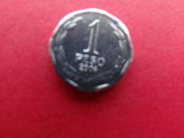 Chilie  1 Peso  2006  Km 231 - Chili