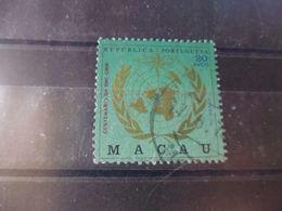 MACAO YVERT N° 428 - Macao