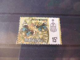 MALAYSIA PUNAU PILANG YVERT N°78 - Penang