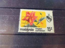 MALAYSIA NEGRI SEMBILAN YVERT N°91 - Negri Sembilan
