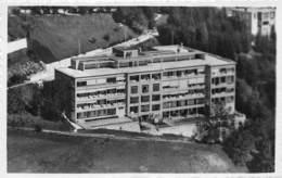 Leysin - Vue Aérienne - Clinique Manufacture - VD Vaud