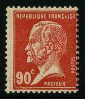 FRANCE - YT 178 * - PASTEUR - 1 TIMBRE NEUF * - 1922-26 Pasteur