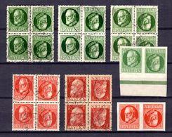 Bavière Petite Collection De Tête-bêche Neufs Et Oblitérés 1914/1920.  B/TB. A Saisir! - Bavière