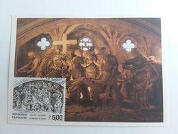 15 Octobre 1988 Premier Jour Saint Mihiel , Non Circulé Non écrite. - Saints