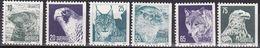Tr_ Schweden 1973 - Mi.Nr. 820 - 825 Y - Postfrisch MNH - Tiere Animals - Ohne Zuordnung