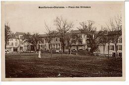MONTFORT En CHALOSSE  -  Place Des Ormeaux - Montfort En Chalosse