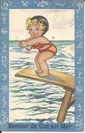 De Haan A/zee Bonjour De Coq Sur Mer 1956 - De Haan