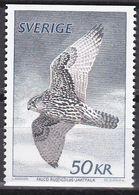 Tr_ Schweden 1981 - Mi.Nr. 1140 - Postfrisch MNH - Tiere Animals Vögel Birds Falke - Adler & Greifvögel